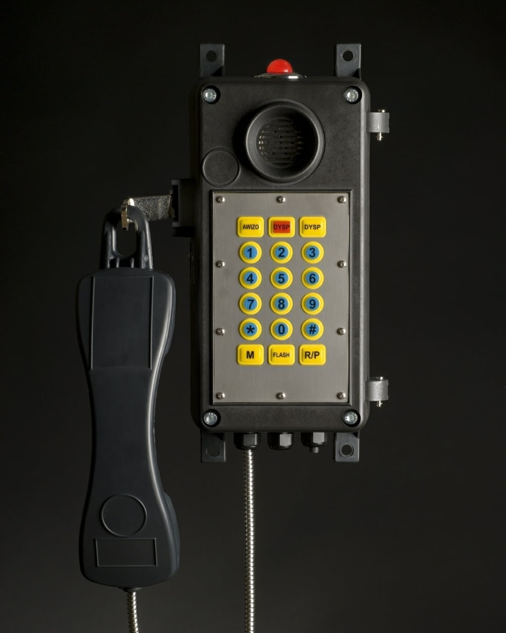 Telefony iskrobezpieczne TIG