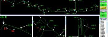 System lokalizacji kolejek podziemnych WLSS
