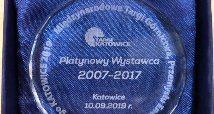 CNP EMAG Platynowym Wystawcą Targów Katowice!
